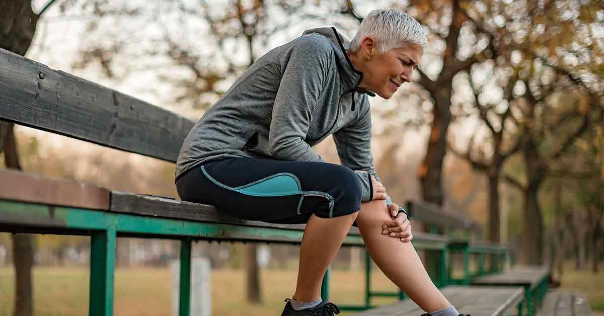 Zerrungen der Bänder oder Muskeln | doc® gegen